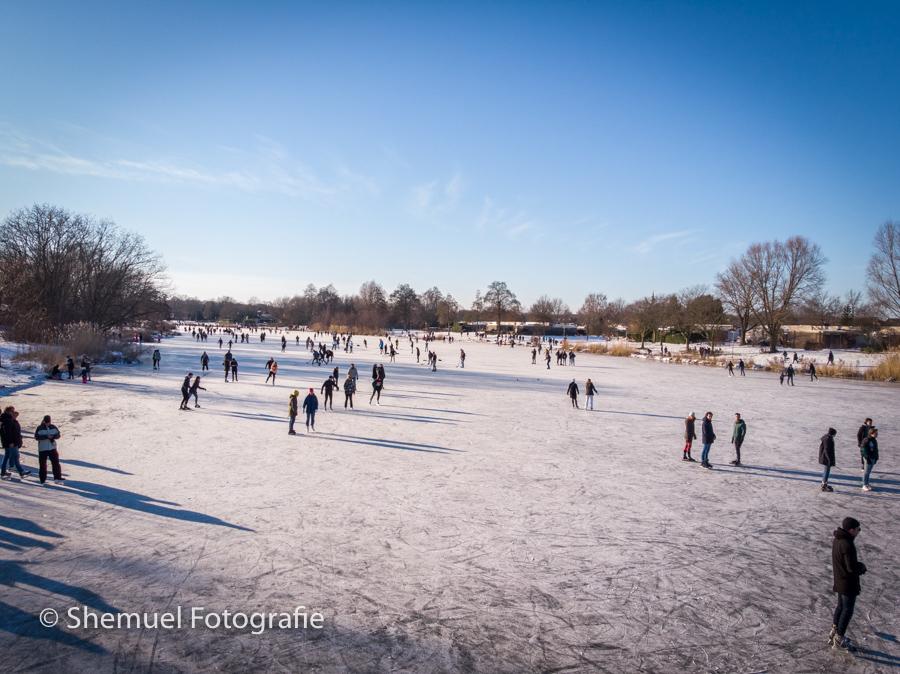 schaatsen zaterdag1