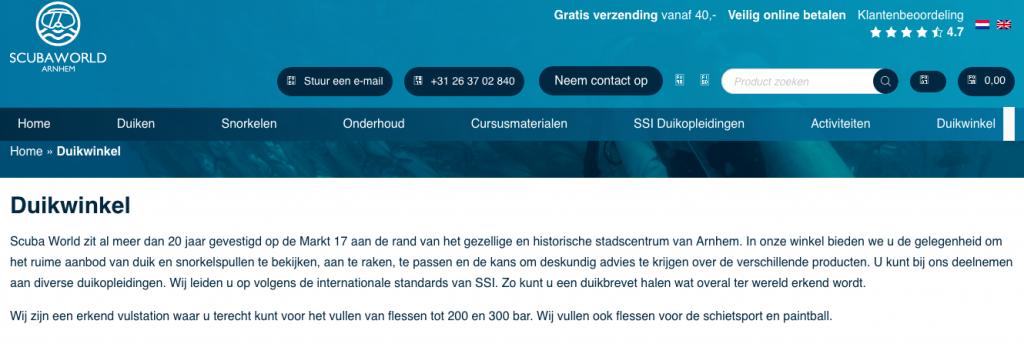 2021-05-15 Duikwinkel - ScubaWorld