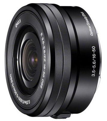 Sony16-50mm Zoom lens